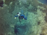 scuba diving with guides