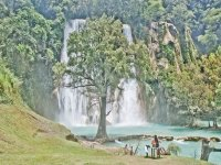 waterfall routes in the huasteca
