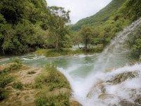 routes through the huasteca