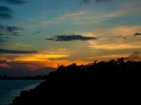 tampico sunsets
