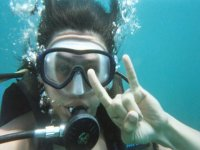 diving hobby