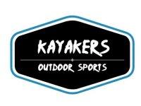 Kayakers Kayaks
