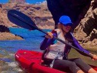 Contarás con todo el equipo necesario de Kayak