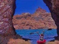 Descubre las rocas de la playa Miramar