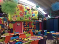salones de eventos en colonia Las Aguilas