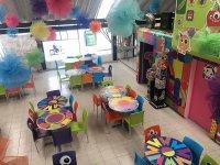 el salón perfecto para la fiesta de tu hijo