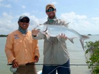Fishing experiences, sian kaan is an excellent place for tarpon