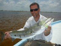 Great barracuda fishing