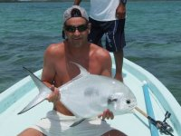 the palometa is the most valued fish