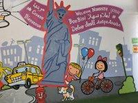 Los murales de las fiestas