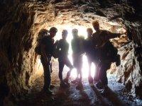 Rutas en cuevas