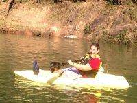 Single-sea kayak rental