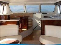 Disfruta de instalaciones de lujo en el barco
