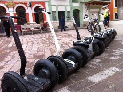 Segway Tour in Col. Roma, Ciudad de México - 1h