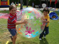 Many games for children in party