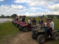 Visit all the free areas de Huasca de Ocampo