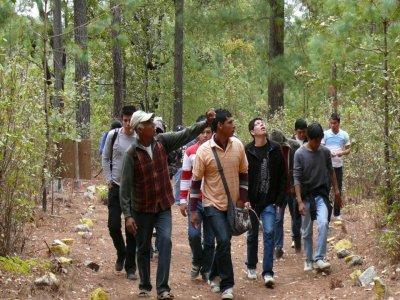 Ecotours Chara Pinta Caminata