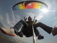 cool paraglider
