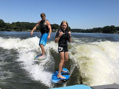 Ecotours TMS Wakeboard