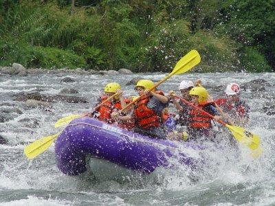 Río Salvaje Rafting