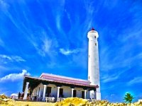 Cielo azul de Cozumel