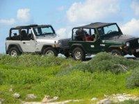 Tour de jeep