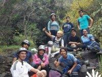 Campismo en Amatitlán
