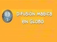 Difusión Mágica en Globo