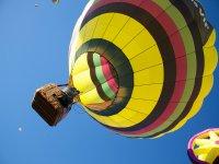 Fly in a balloon in León