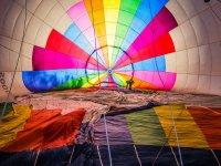 Arming the balloon to travel