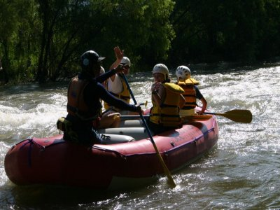 The Muddy Boot Rafting