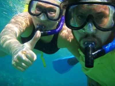 Snorkel en cenote en la Riviera Maya