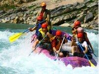 Rafting de aventura