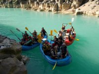 Rafting with Avex