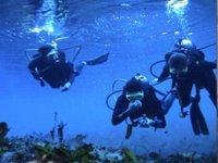 Aventuras subacuáticas