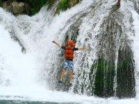 Salto en cascada