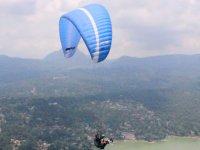 flying over Valle Bravo