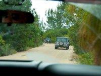 En Jeep a Sian Kan