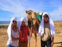 Cabalgata en Camello
