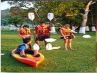 Kayak workouts