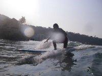 surfing adventures