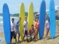 Group in surfing