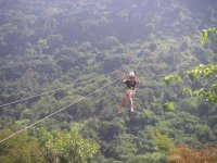 Amazing canopy adventure