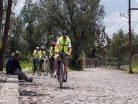 Grupo en bici