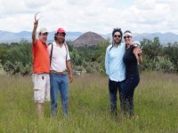 tour de caminata en teotihuacan