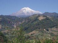 Veracruz mountains
