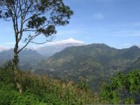 High mountain walks