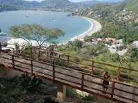 Guided visit to the Ecological Park in Zihuatanejo
