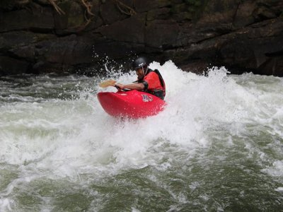 Alternatura X-pediciones Kayaks
