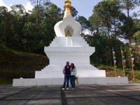 Llegamos a Stupa